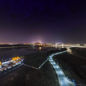 湘潭城市夜景