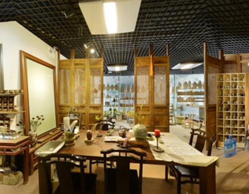 北京600陶艺全景展示